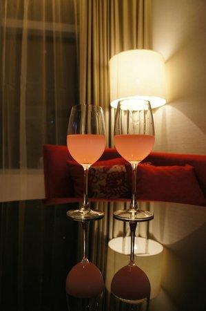 Bangkok Marriott Hotel Sukhumvit: Cheers