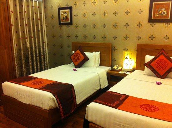 Indochina Legend 2 Hotel: Room