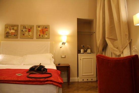 Vivaldi Luxury Rooms : одноместный номер