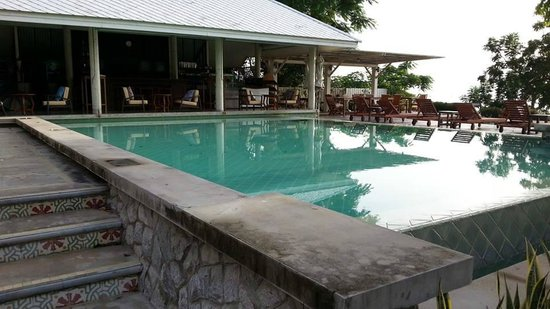 Baan Bayan: Pool side