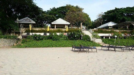 Baan Bayan: Nice beach
