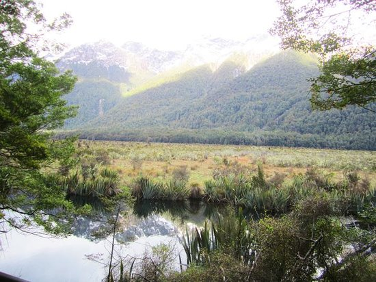 YHA Te Anau: Mirror Lakes