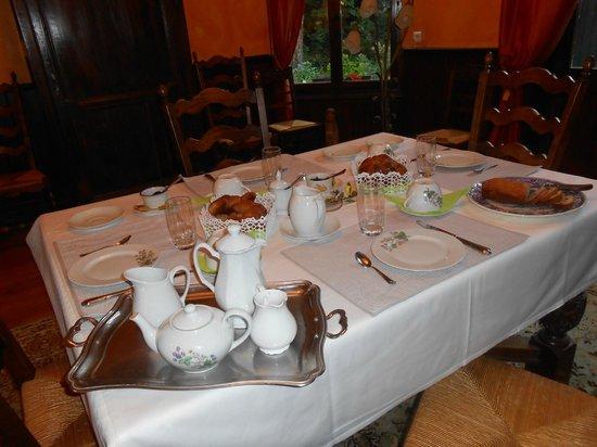Clos du Bois Brard : salle à manger