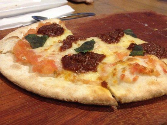 Alfresco Gusto Italian Bistro : pizza