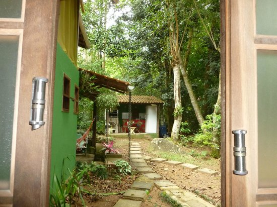 Pousada Ouro Verde : Vue de Chambre