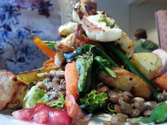 F.east: Warm Salad