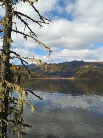 Shudu Lake: The lake