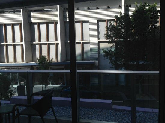 Grand Mercure Docklands: view from lounge room