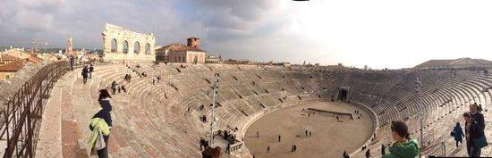 Arena di Verona: Arena panoramica