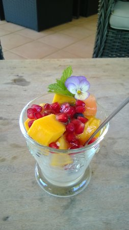 Noosa Valley Manor B&B Retreat : Frühstück