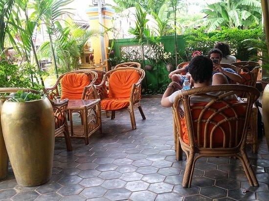The Siem Reap Amigo Villa : Restaurant