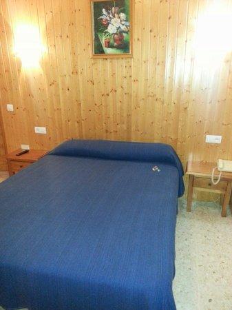 Hotel Maria Cristina: Hab 210