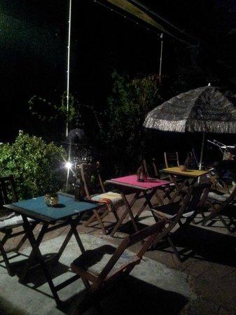 Porto Riad Guest House: garden view