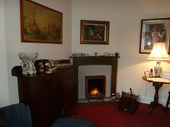 Chester Town House: Lovely Sitting Area