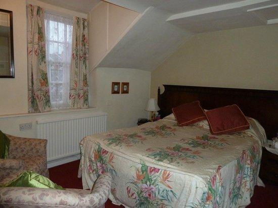 Chester Town House : Top Floor Bedroom