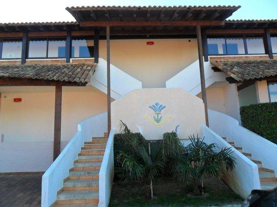 Luzmar Villas: entrada do edifiçío principal