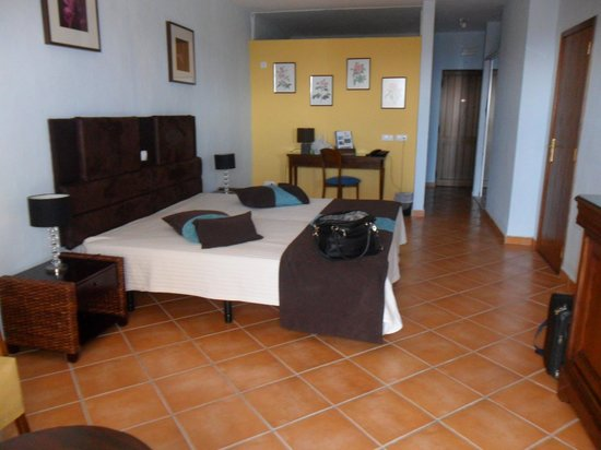 Luzmar Villas: quarto de casal