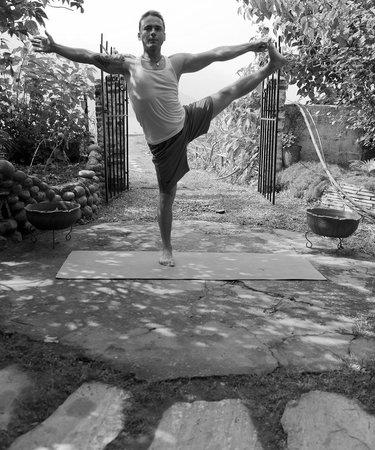 Tai Bo Fitness: Yoga Position