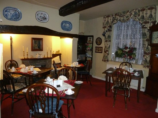 Chester Town House : Sweet Dining Area