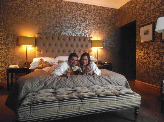 Northcote Hotel: fab big bed sooo comfy