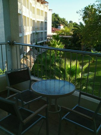 Barut Hemera : view from suite balcony