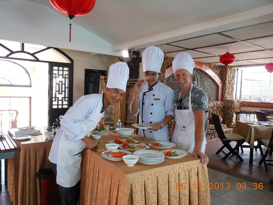 Hoi An Lantern Hotel: I needed more help