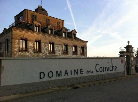 Domaine de la Corniche : Extérieur