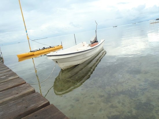 Omah Alchy Cottages: sailing time ;)