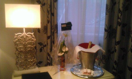 """Grand Hotel des Terreaux: pack """"grands amoureux"""" ..."""