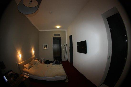 Hotel Noir: Вид от окна