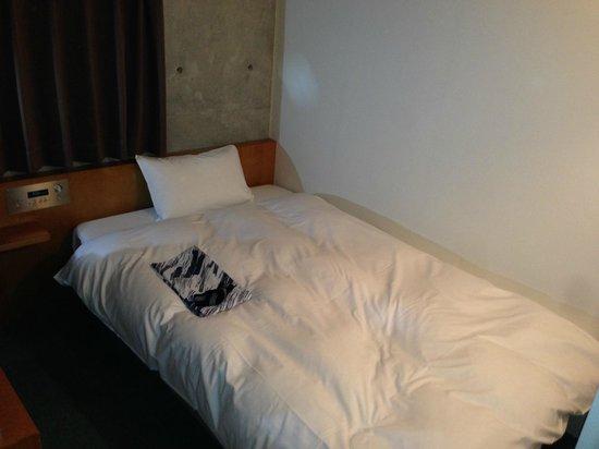 Hotel Landmark Umeda: single room