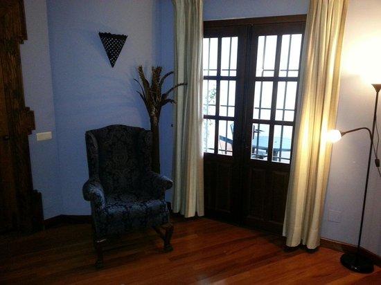 La Colegiata: Con balcon