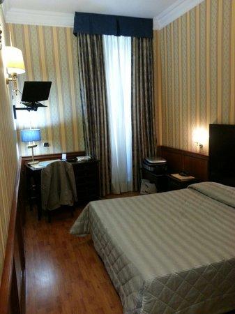 Hotel Del Corso: Stanza