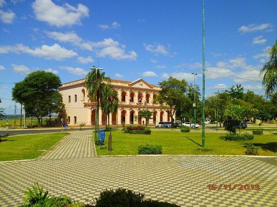 Casa rosada picture of asuncion paraguay tripadvisor - Casa en paraguay ...