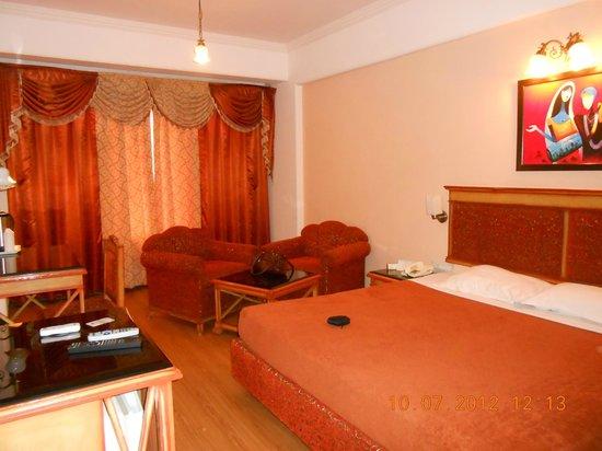 Sun Park Resort: standard room