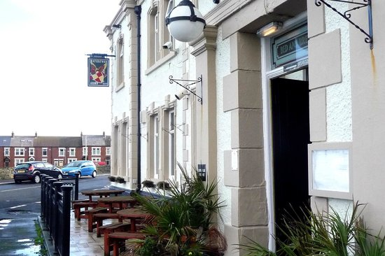 Waterford Arms main entrance