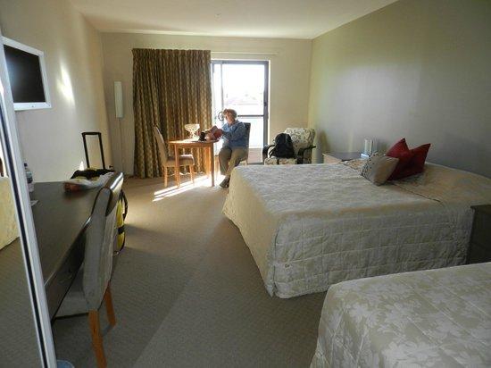 Aurora Ozone Hotel : Bedroom