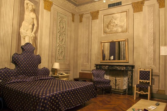 Martelli Hotel: Camera suite