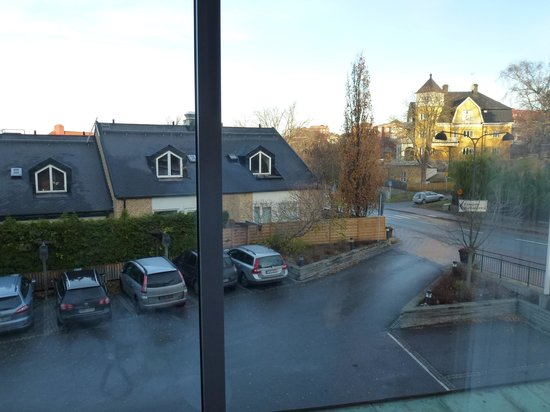 Scandic Foresta: Вид из окна