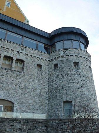 Scandic Foresta : Старая башня отеля