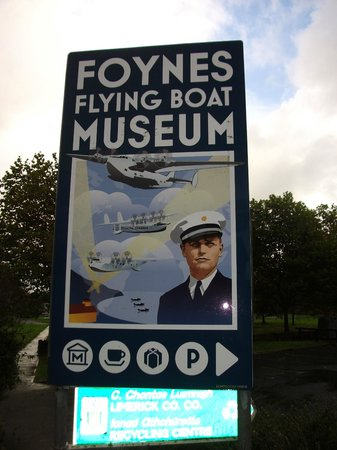 ‪‪Foynes Flying Boat Museum‬: Foynes Flying Boat Museum‬