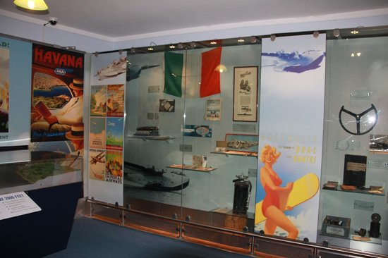 Foynes Flying Boat Museum