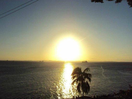 Ponta de Humaita: Por-do-sol Ponta do Humaita