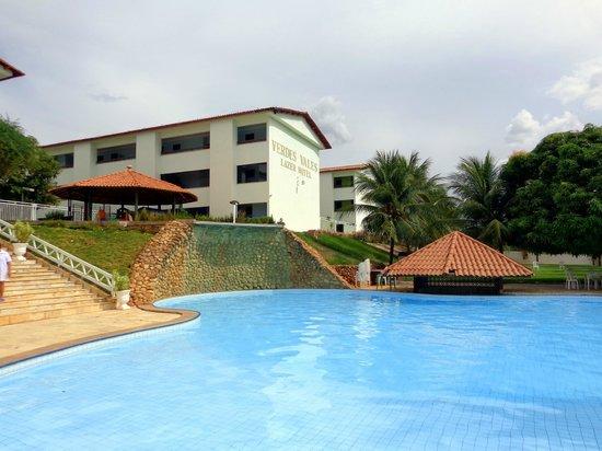 Verdes Vales Lazer Hotel: Piscina só para os hóspedes