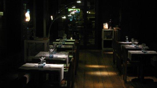Basilico Gastrobar: su interior