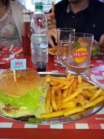 Rex Diner: Belo prato