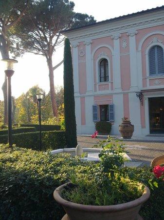 Logge Del Perugino W&B Resort: Novembre 2013