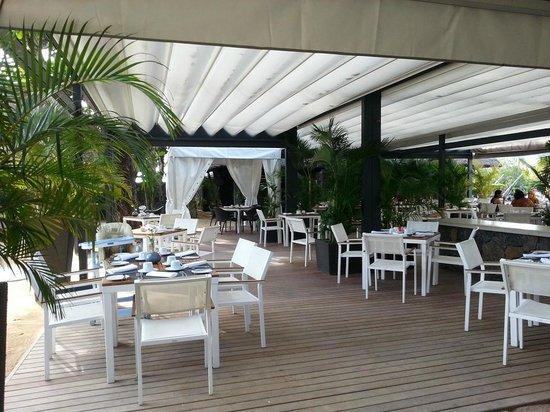 Origine Restaurant at Anahita Golf & Spa Resort: vue salle 1