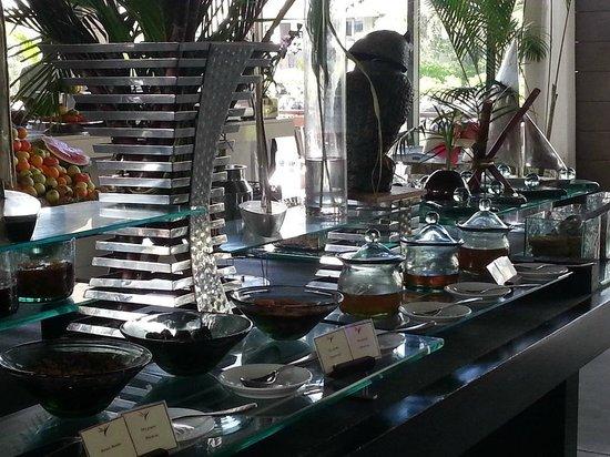 Origine Restaurant at Anahita Golf & Spa Resort: plan central