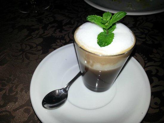Il Frantoio: Caffè speciale